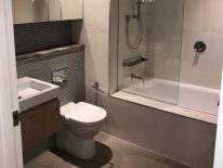 bathroom cleaning during end of lease Sydney